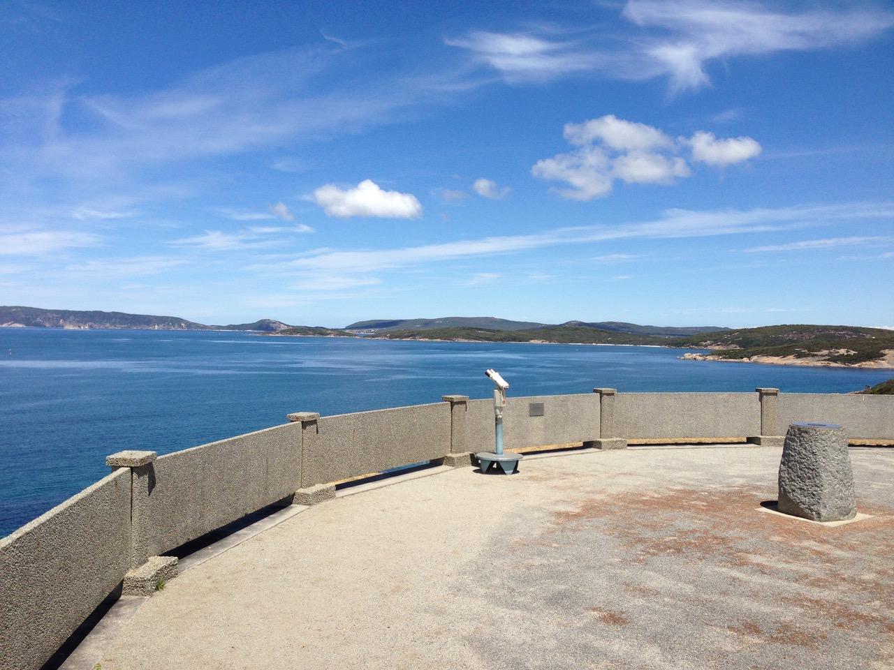 Marine Drive Scenic Drive