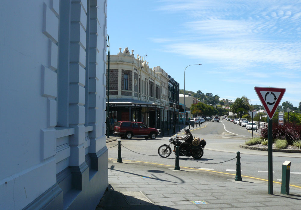 Historic Stirling Terrace