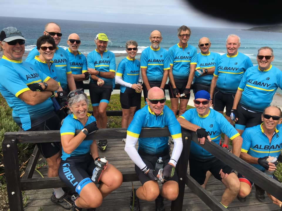 Over 50's Cycling Group