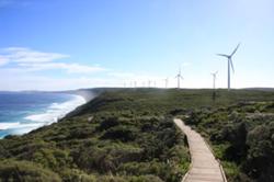 Wind Farm Walk