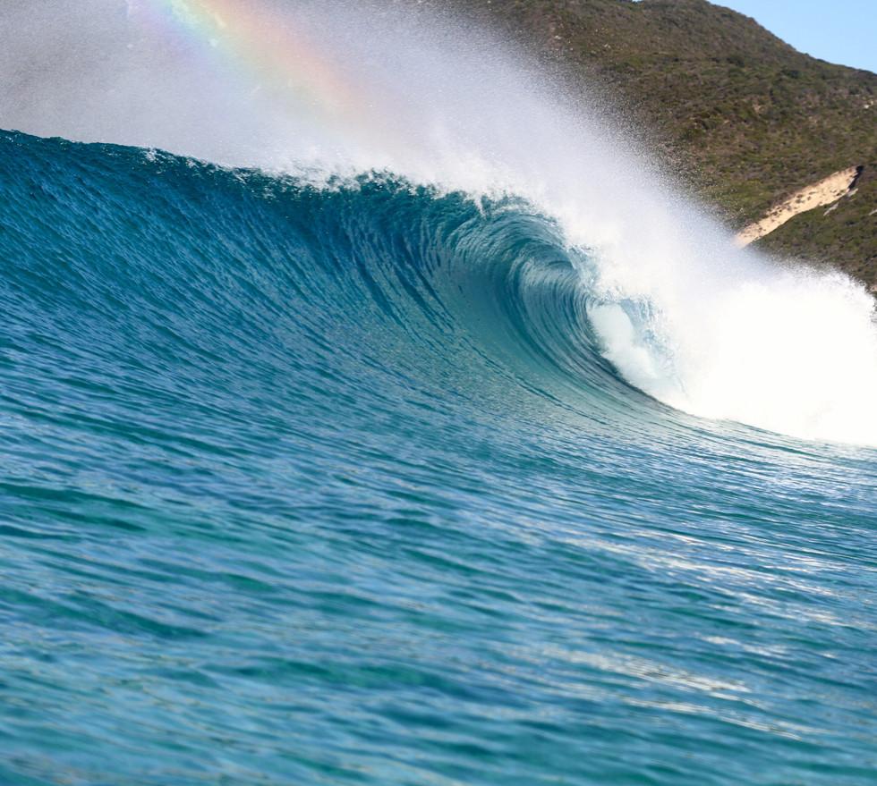 Rainbow Coast Tube