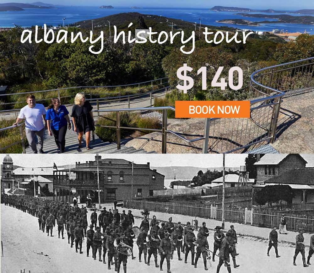 Albany History & Highlights