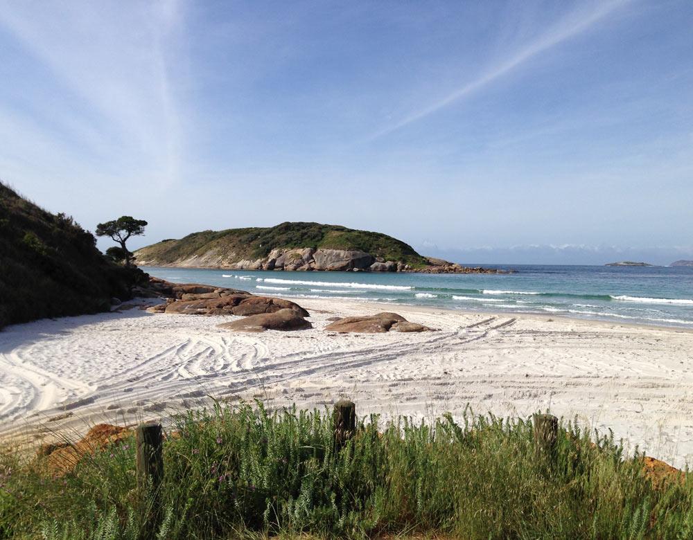 Mutton Bird Island Beach