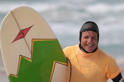Surfing Lessons in Denmark