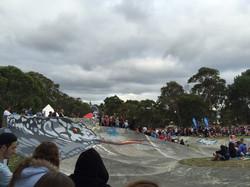 The Snakerun Heritage Skatepark