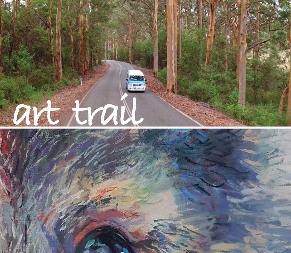 Southern Art Trail Tour