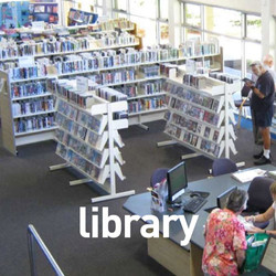 VISIT THE TOWN LIBRARY