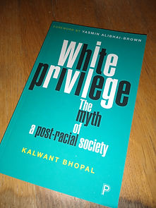 white privilege the myth of a post racial society