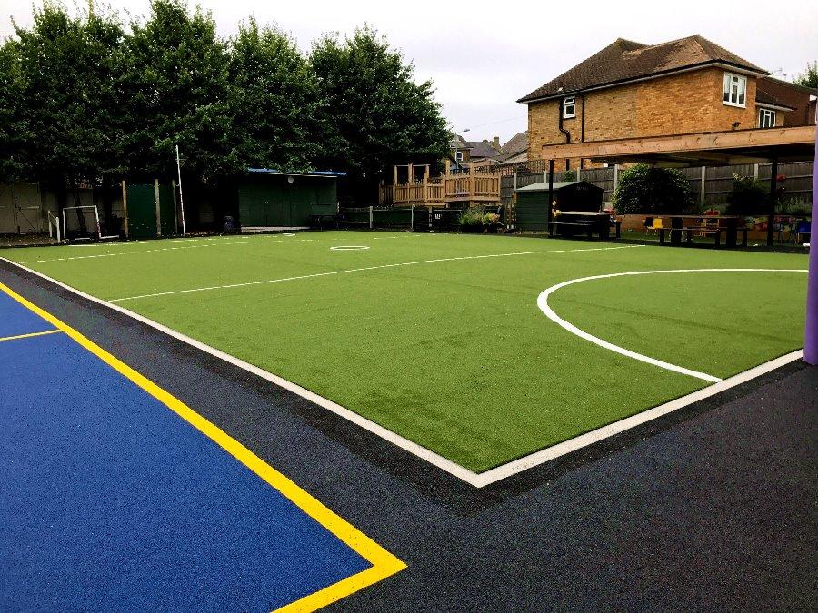 football-markings-grass