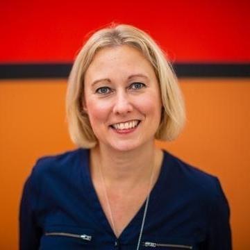 Nichola Johnson-Marshall, External Communications and Career Coaching