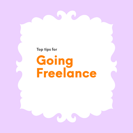 A guide to going freelance