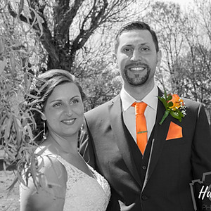 Mr & Mrs Cousins