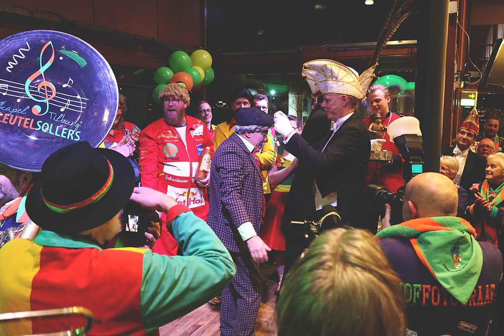 Peter Ritsema pakt de titel Opperleuterér 2019 en de publieksprijs