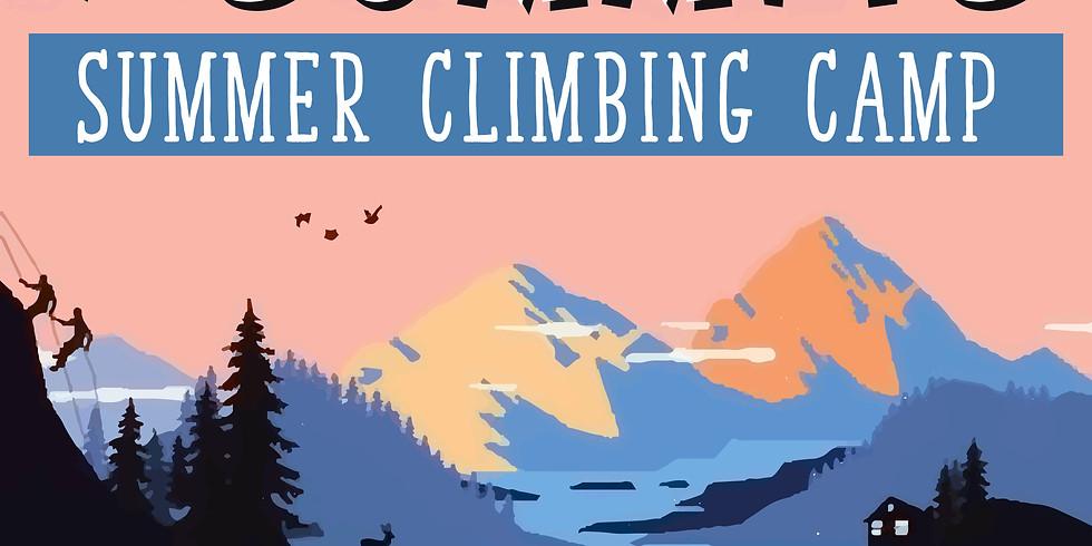 7 Summits Climbing Camp, Session 1 (Grades K-2)