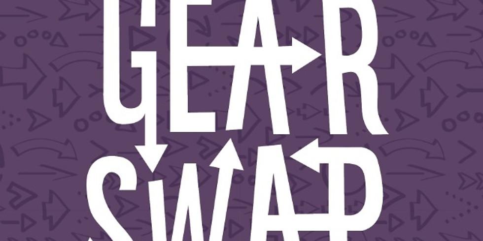 Fall Gear Swap + Purple and Silver Bobcat Spirit Swap