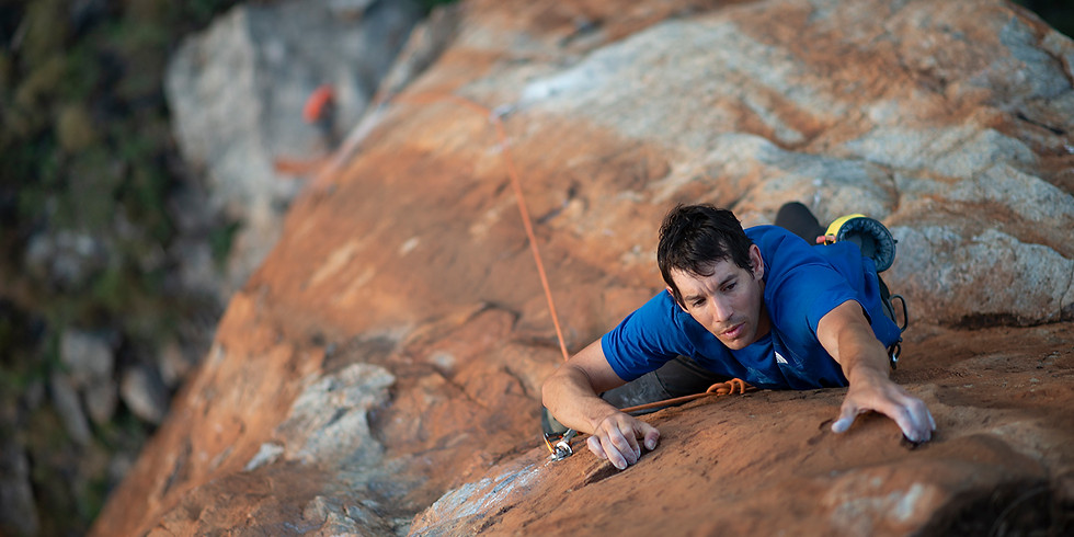 The North Face Athlete and Pro Climber Alex Honnold Presentation