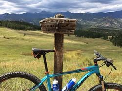 mountain biking croiser mtn