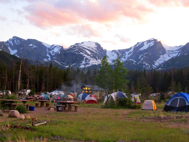 Camping | Estes Park | RMNP | Estes Park Mountain Shop
