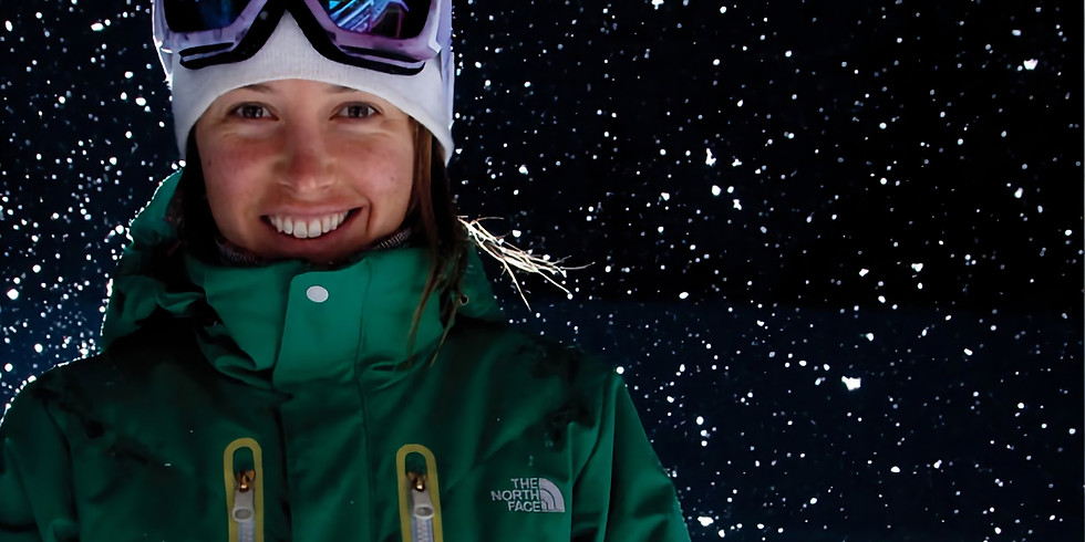 North Face Athlete and Professional Skier, Ingrid Backstrom Presentation
