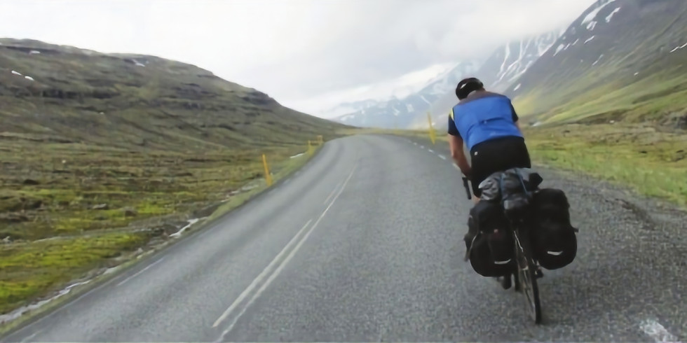Cycling Iceland: A Magical Land of Wind and Water, Fire and Ice