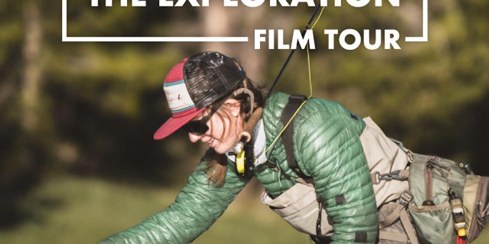 NOLS Exploration Film Tour