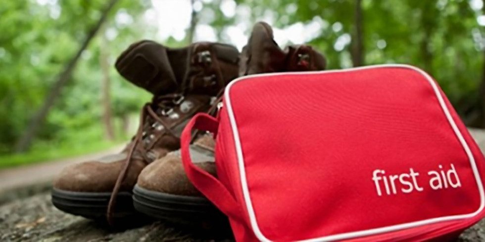 Wilderness and Remote First Aid + CPR Course