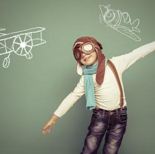 Niños aburridos, niños creativos