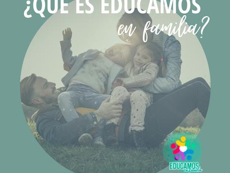 Primer episodio del Podcast de Educamos en Familia