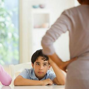 """Cómo decirle """"no"""" a tú hijo"""