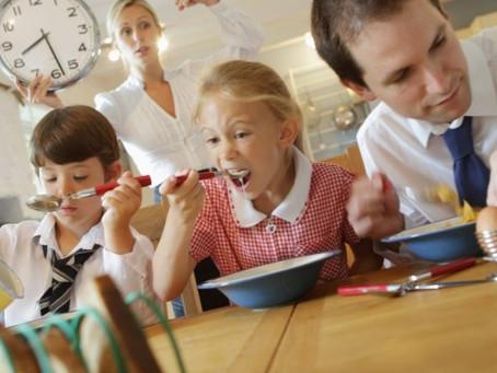 Padres relajados, familias en calma: ¿cómo gestionar tu estrés?