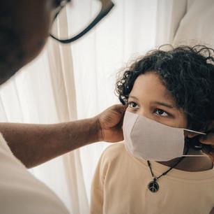 Cómo afrontar los miedos infantiles derivados de la pandemia