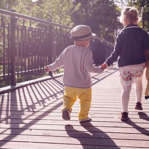 Gratitud: propuestas prácticas para menores de 6 años