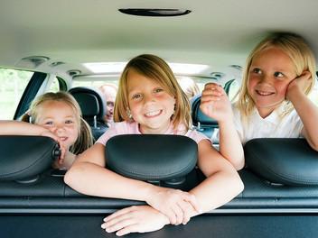 ¿Cómo entretener a tus hijos durante un largo viaje?