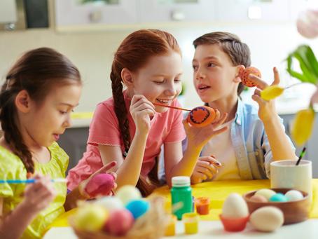 Vacaciones de Semana Santa: desconectar para conectar con tu familia