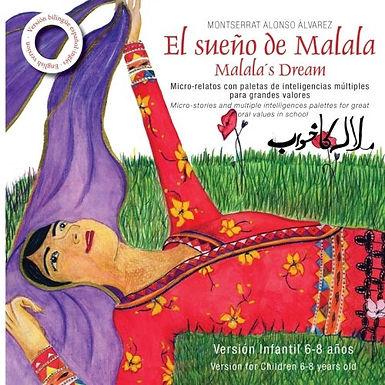 El sueño de Malala: microrelatos y paletas de inteligencias múltiples para grandes valores.