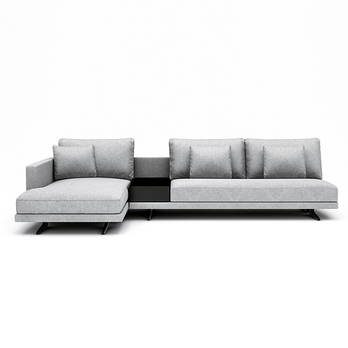 Franklin L-shape Sofa