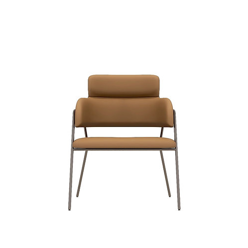 Grace Dining Chair (Black Legs)