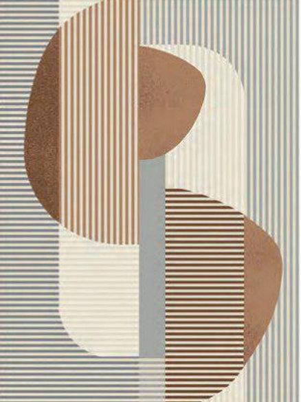 Abstract Rug