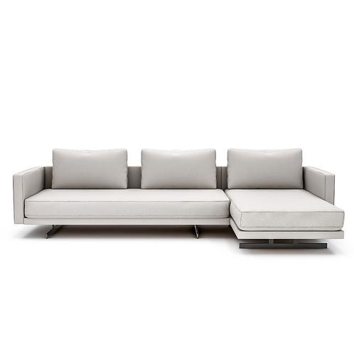 Dayton L-shaped Sofa