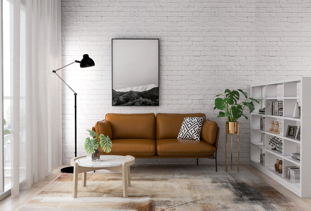 Soft Industrial Living
