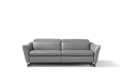 100% Made-in-Italy Leather Sofa