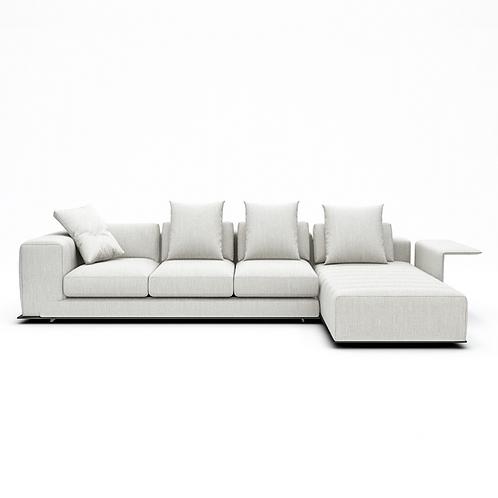 Hudson L-shaped Sofa