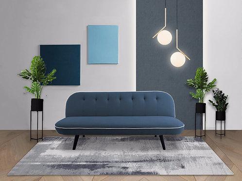 Vera Sofa Bed (Blue)