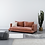 Thumbnail: Cosy 3-seater Sofa