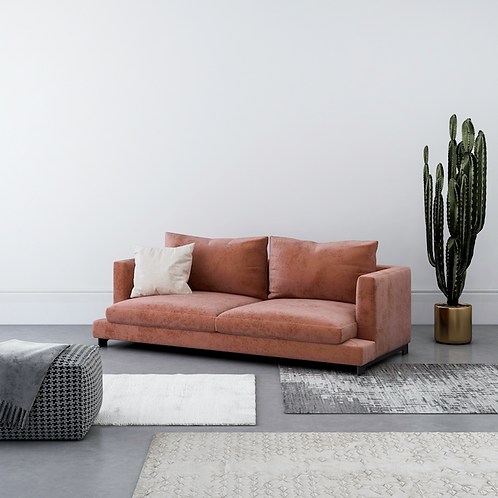 Cosy 3-seater Sofa