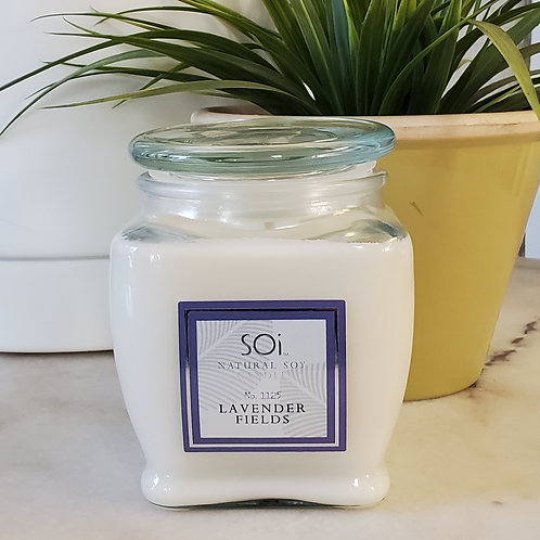 SOI Lavender Fields soy candle