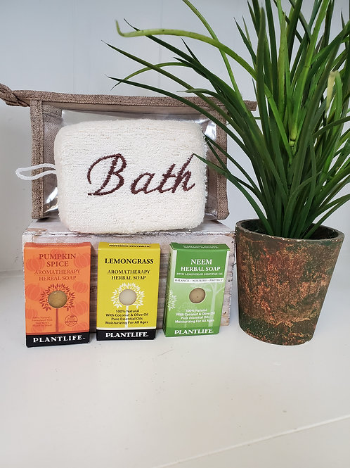 Plantlife bath pack