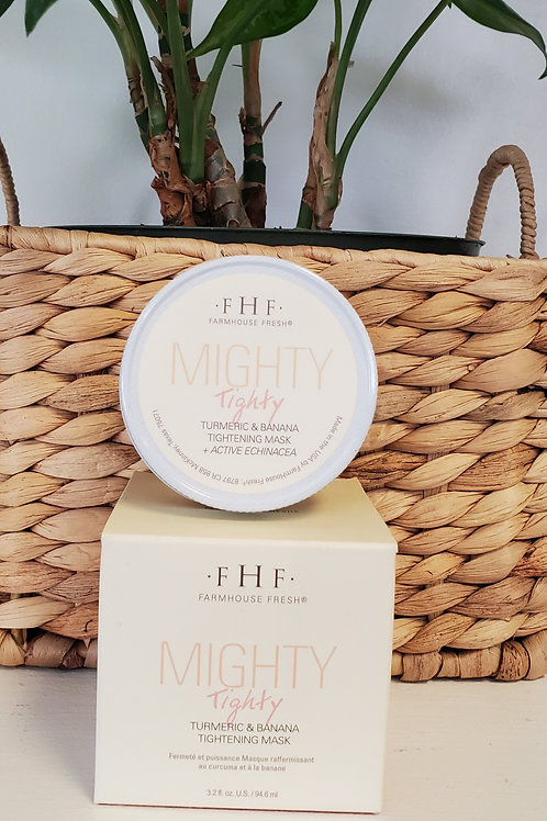 FHF mighty tighty face mask 3.2oz