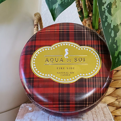 Aqua de Soi fireside