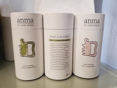 GREEN Anma by Jane Mann